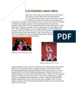 Intertextuality in Madonna