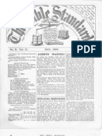 The Bible Standard May 1883