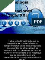 La Tecnología en las Organizaciones del Siglo XXI(1)
