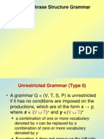 Topic10- Type of Grammar