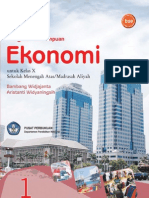 Buku SMA Kelas10 Ekonomi Bambang w.cintayasir