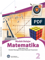 SMP 8 Mudah Belajar Matematika