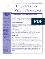 Nov-Dec 2011 Newsletter