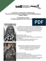 Verteidigungskampagne für die Geschwister Ismailow - bedroht durch die Behörden des Landkreises Gifhorn