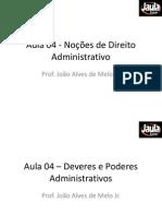 Slides - TJPE - Administrativo - Jaula - Aula 04
