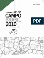 Conflitos No Campo Brasil  2010