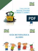 Guia Taller Modal Ida Des Curriculares