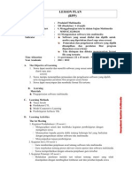 RPP Menggabungkan Teks Ke Dalam Sajian Multimedia