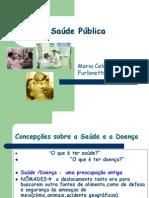 disciplina de saúde pública