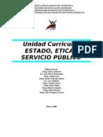 _Estado, Etica y Servios Publico Prof. R
