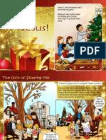 Gifts for Jesus En