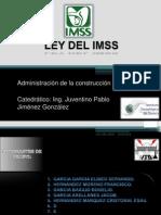 Ley Del IMSS[1]