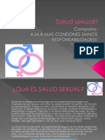 Salud Sexual!!