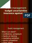 Event Management Intro