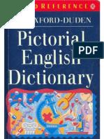 牛津-杜登图解英文词典 Oxford-Duden Pictorial English Dictionary(英)