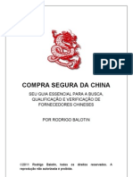 Compra Segura Da China