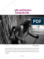 Gender and Disasters