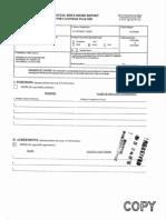 Jeffrey T Miller Financial Disclosure Report for 2005