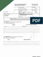 Kristi K DuBose Financial Disclosure Report for 2009