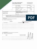Wallace A Tashima Financial Disclosure Report for 2006