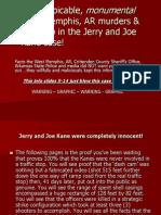 JerryKanecoveruppowerpoint Revised 9 1 Presentation