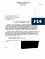 James R Nowlin Financial Disclosure Report for 2007