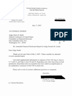 Ronald M Gould Financial Disclosure Report for 2006