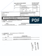 Henry R Wilhoit Financial Disclosure Report for 2003