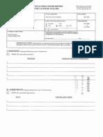 James L Edmondson Financial Disclosure Report for 2006