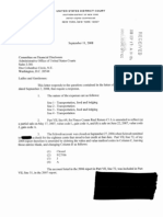 Lewis A Kaplan Financial Disclosure Report for 2007