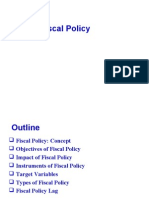 7. Fiscal Policy