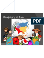 Geography of Asia Ppt. Bhey