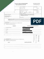 Roger Vinson Financial Disclosure Report for 2007