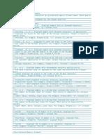 Pre Defined Numeric Formats