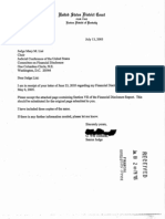 Wix G Unthank Financial Disclosure Report for 2004