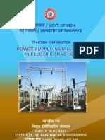 Railway Electrical System