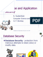 DBSecurity Overview