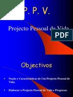 Projecto Pessoal de Vida
