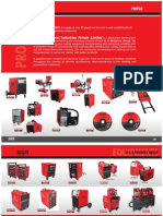 D & H Equipment Booklet New
