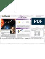 Memorex Fisica _ Leis de Kepler