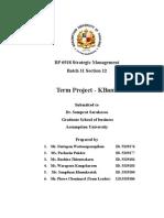 Group Assignment KBank Final Draft