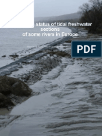 Ecological Status Tidal Rivers Europe