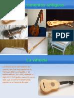 Los Instrumentos Antiguos