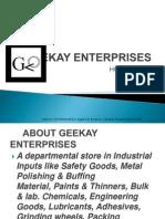 Geekay Enterprises ,