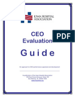 CEO Evaluation