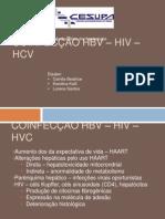 Coinfeccao HVB e HCV Final