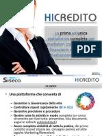 HI-Credito Brochure Stampa