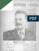 Pedro Aguirre Cerda, Homenaje Del PRSD