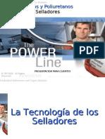 Presentacion Poliuretano 3m Clientes