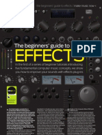 The Beginner's Guide to Effects
